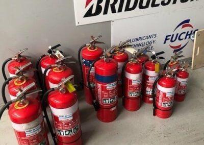 Fire equipment testing Melbourne