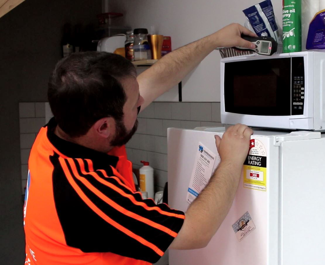 Microwave Oven Testing in Melbourne