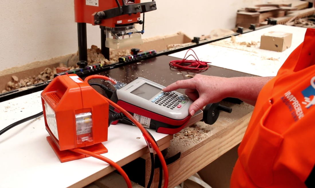 Portable RCD Safety Switch Testing